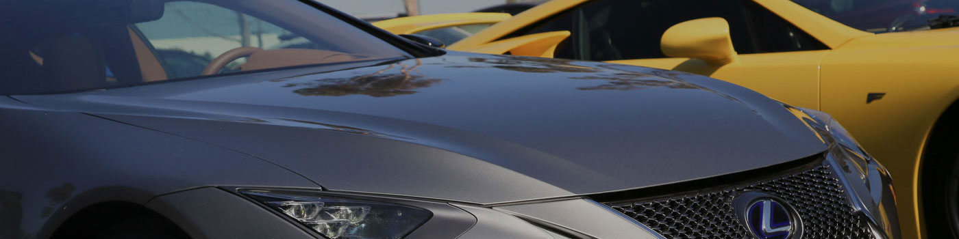 Photo Gallery: The Lexus LC 500h & Lexus LFA Together in California