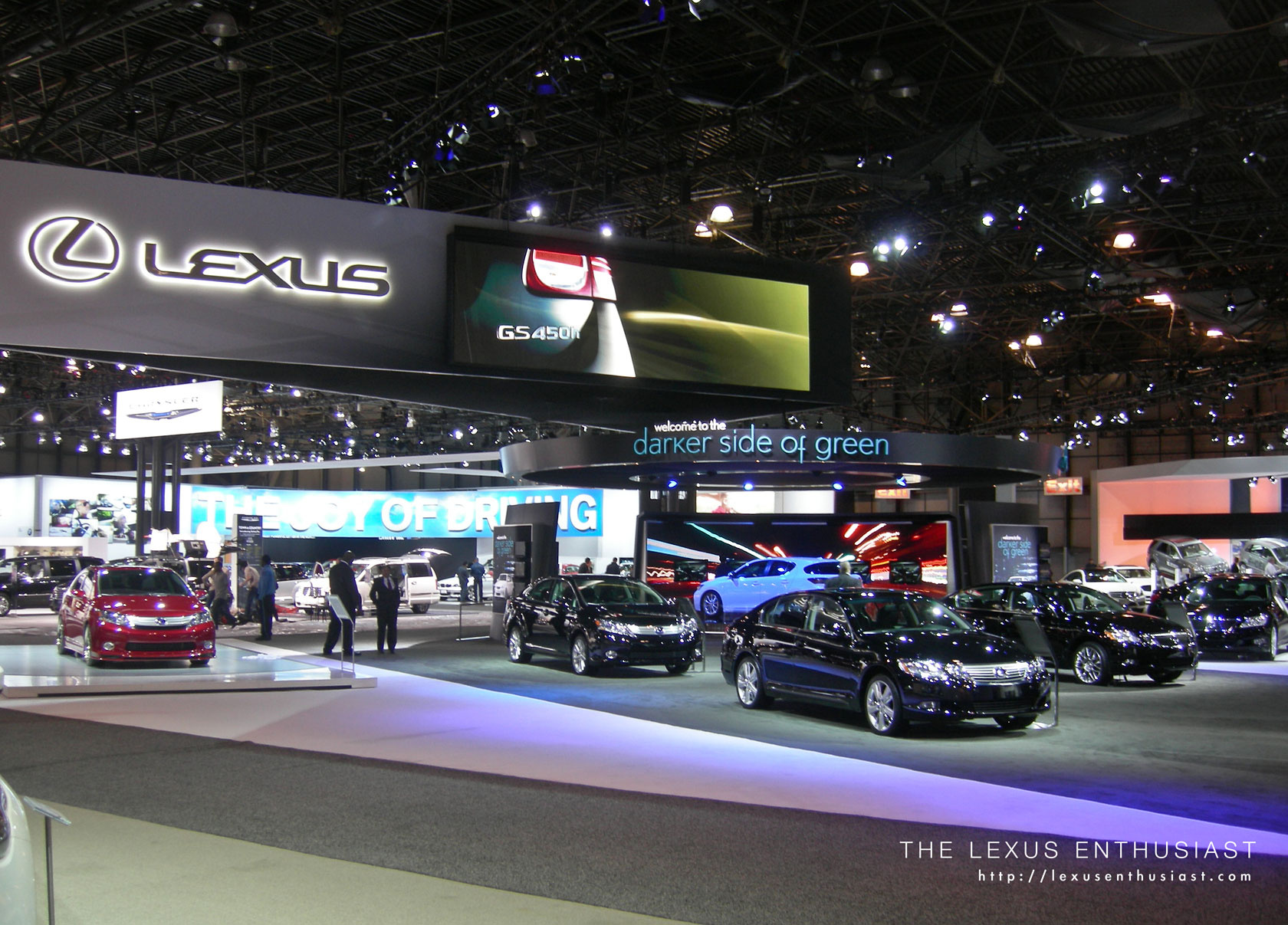 2010 Lexus New York