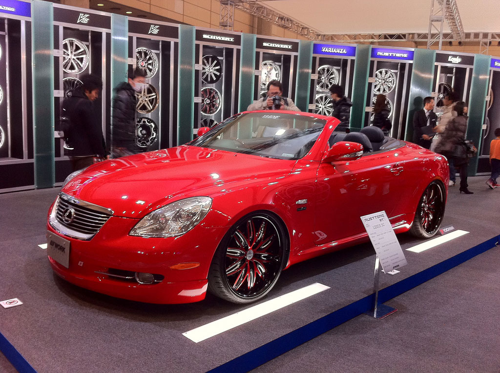 301 moved permanently for Tokyo motor show lexus