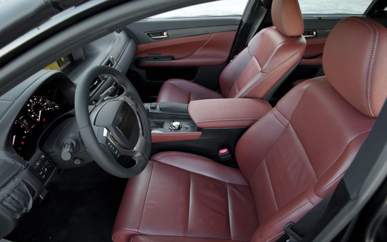 ... 2012 Lexus Gs Interior 5 ...