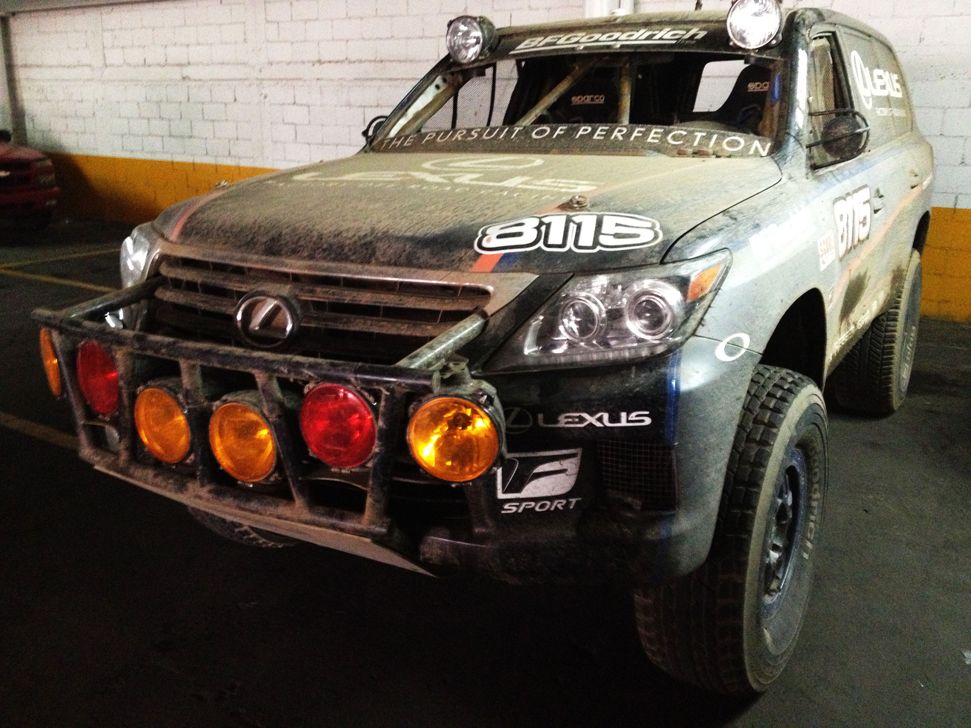 So who do you think was faster at the Baja 500? - lexus 2013 baja 500 11