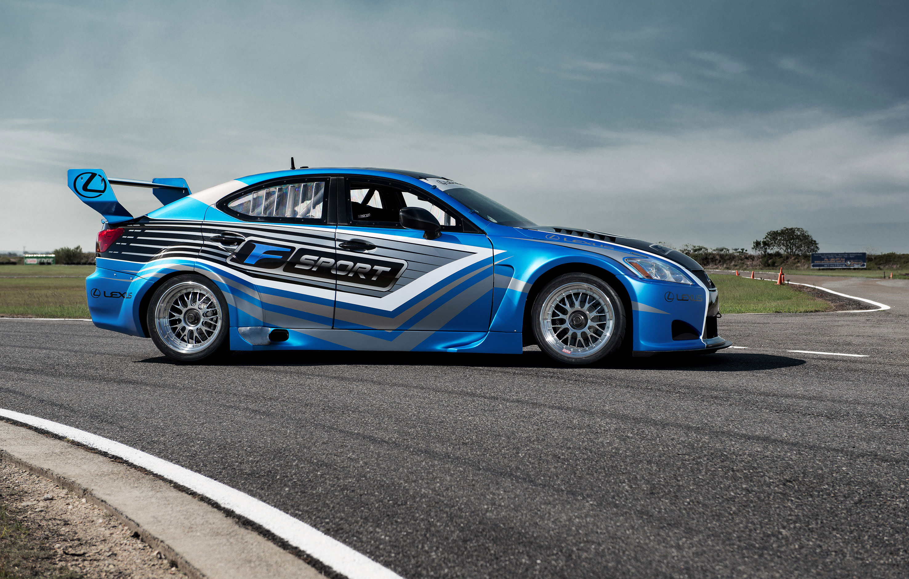 Lexus of Brisbane Introduces Lexus IS F Race Cars | Lexus ...