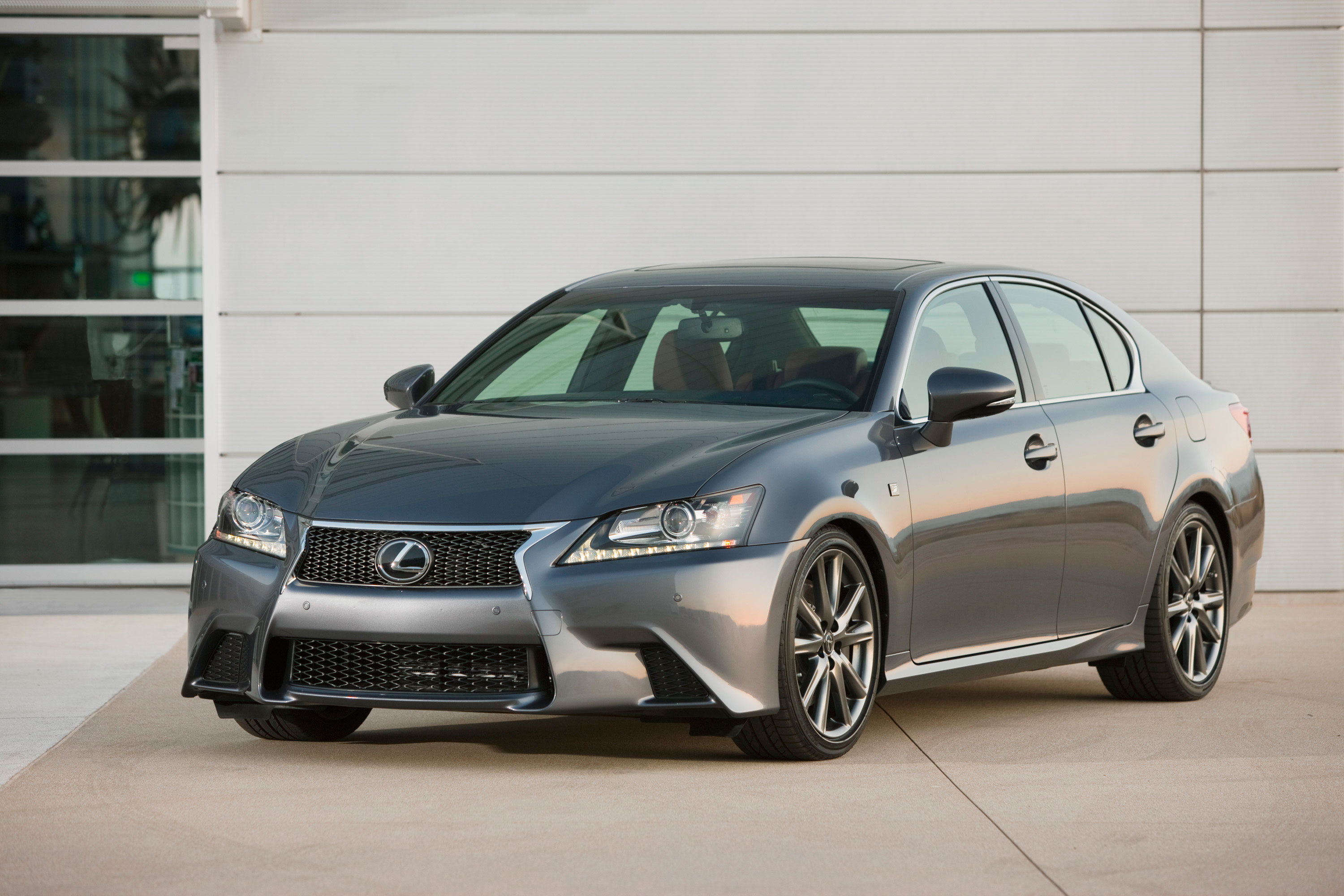 lexus gs 350 f sport photo gallery lexus enthusiast. Black Bedroom Furniture Sets. Home Design Ideas