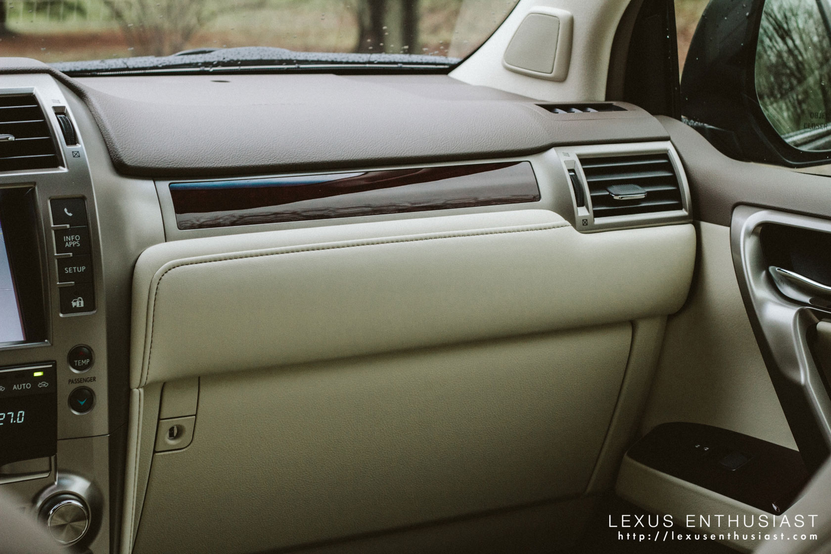 review  the 2014 lexus gx 460