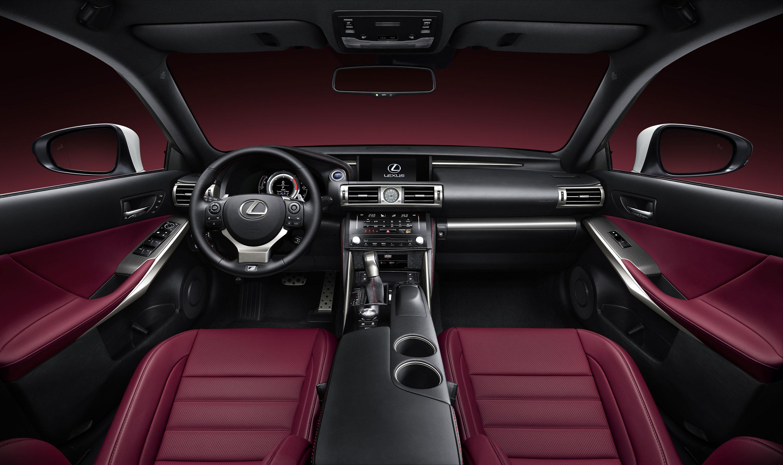Lexus IS 300h & IS 300h F SPORT Photo Gallery | Lexus ...