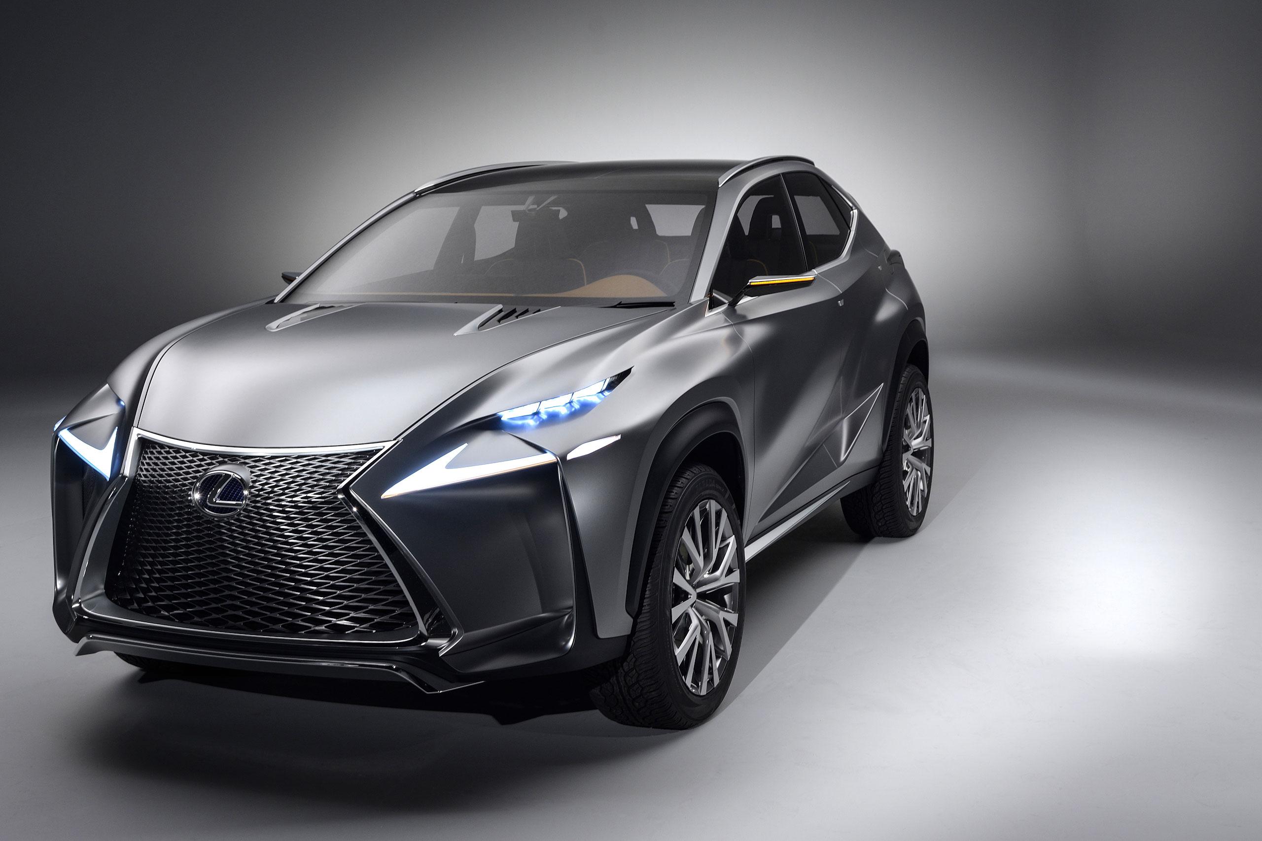 Here it is the 2015 Lexus NX Lexus NX Forum