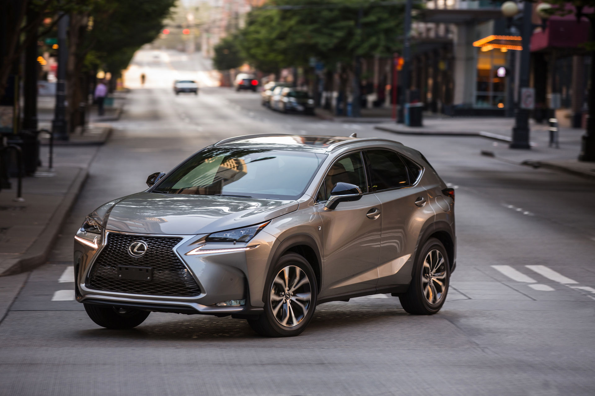 auto buzz photo gallery lexus nx 200t f sport in seattle. Black Bedroom Furniture Sets. Home Design Ideas