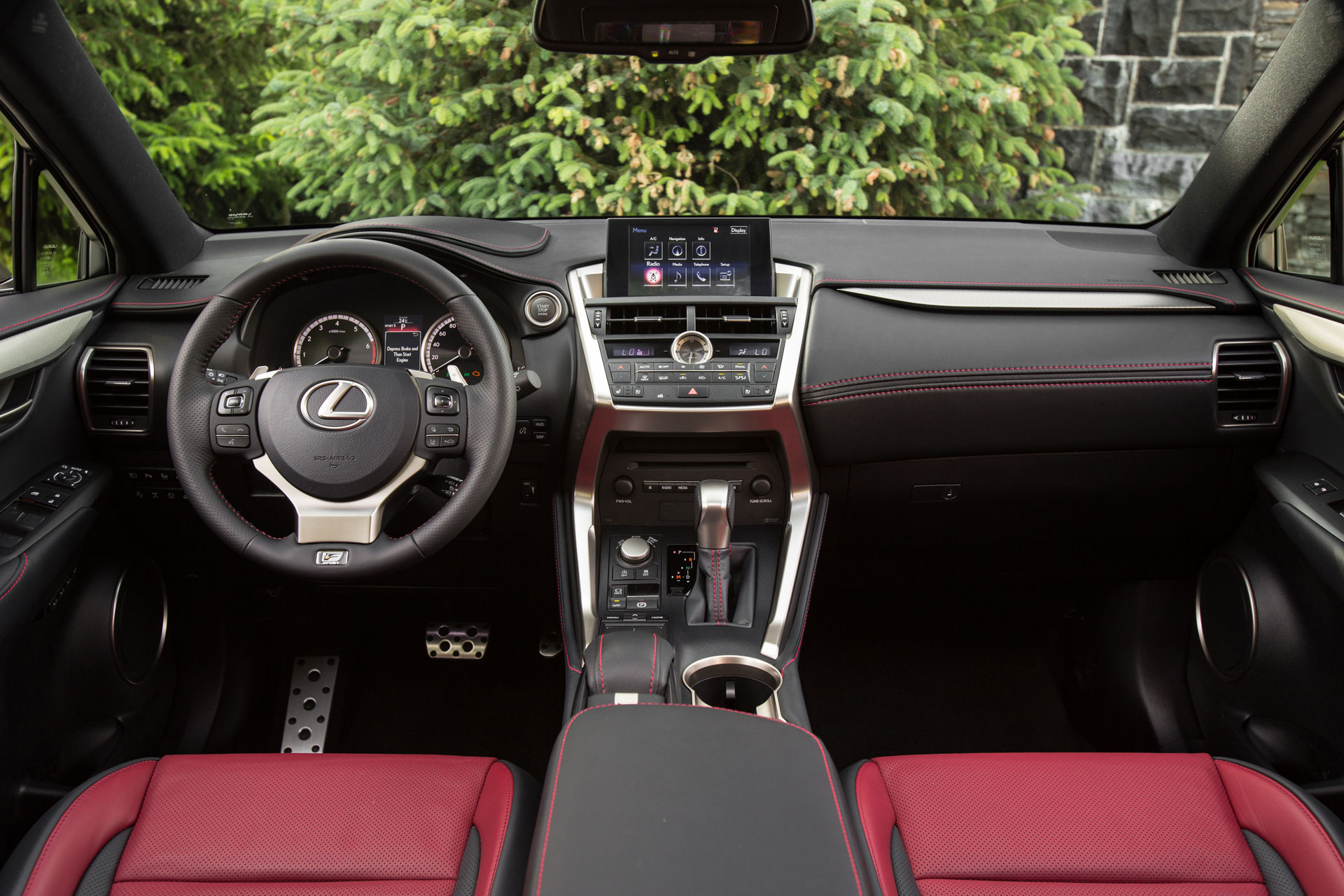 Index Of Images Gallery Gallery Lexus Nx 200t F Sport Interior Europe