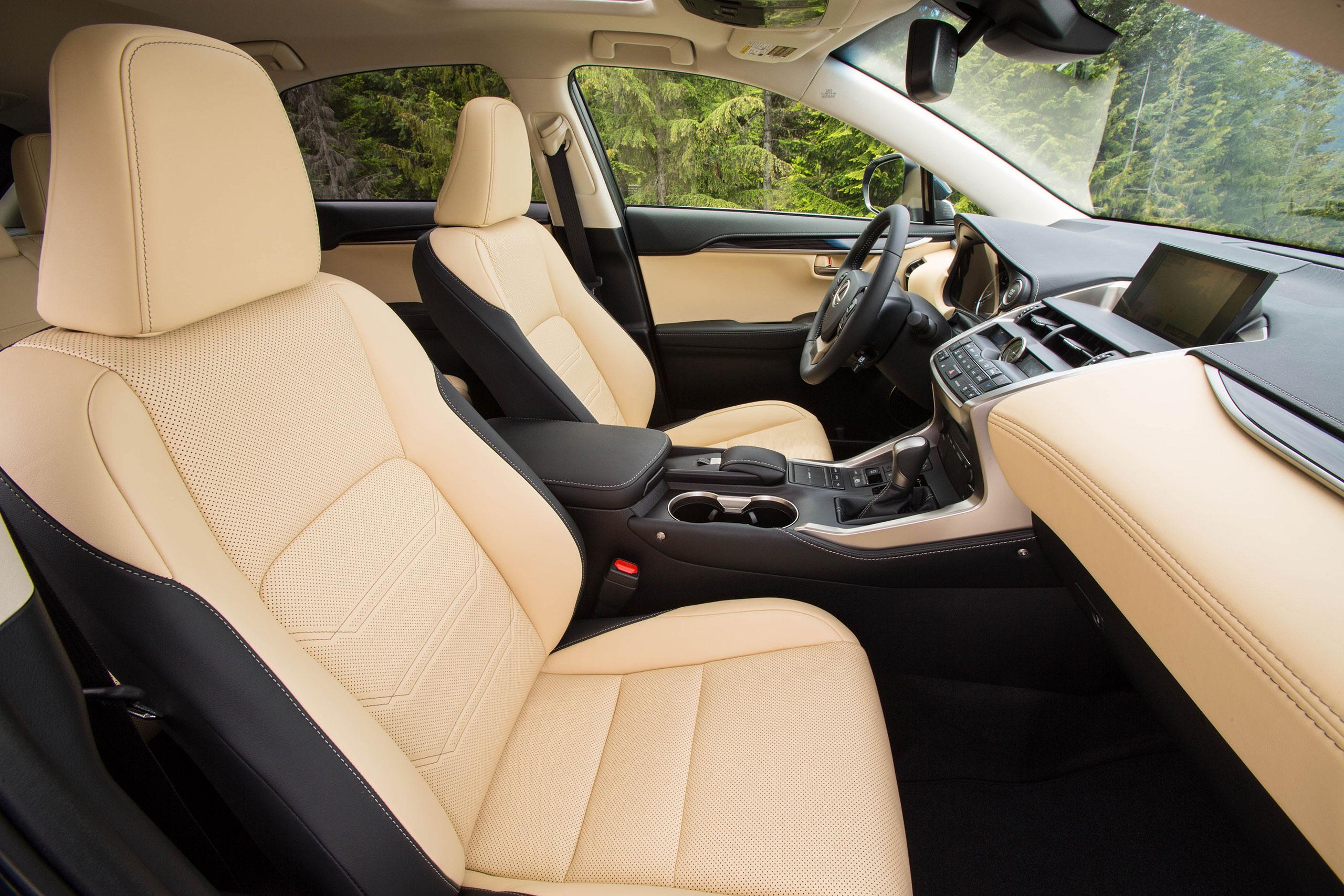NX Luxury Interior - Lexus NX Forum