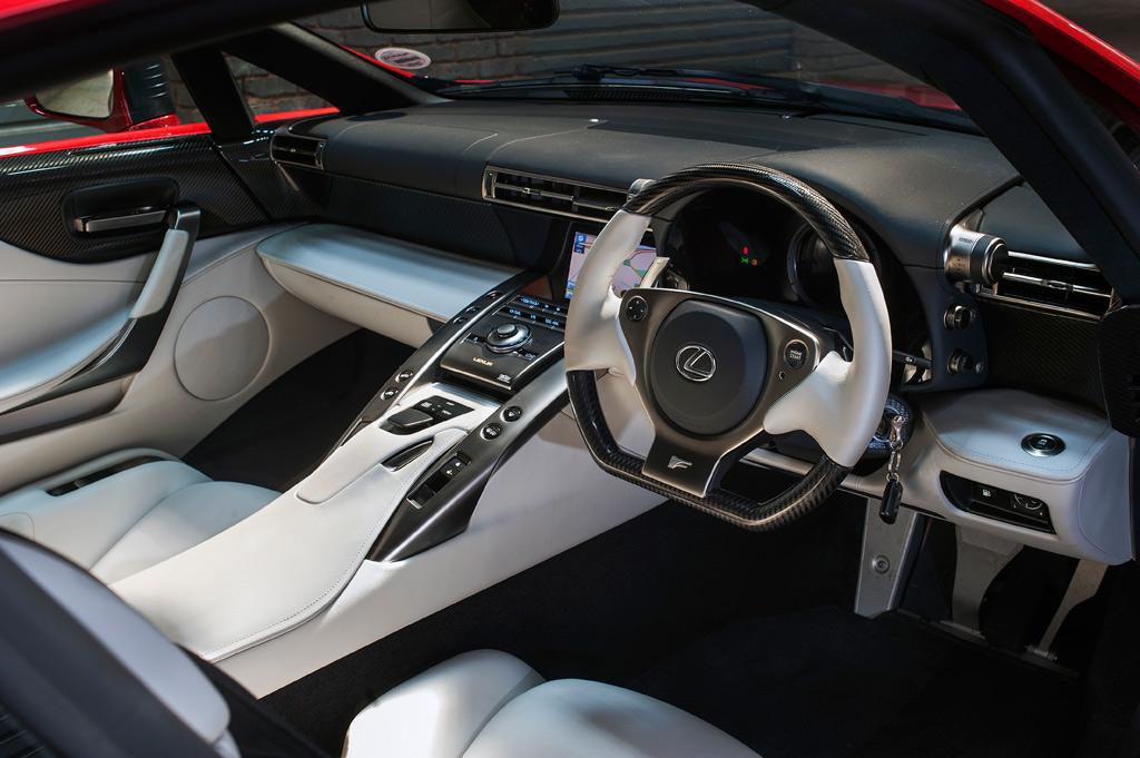 画像 : レクサス『LFA』後継車でスーパーカー再参戦 ... Lexus Enthusiast
