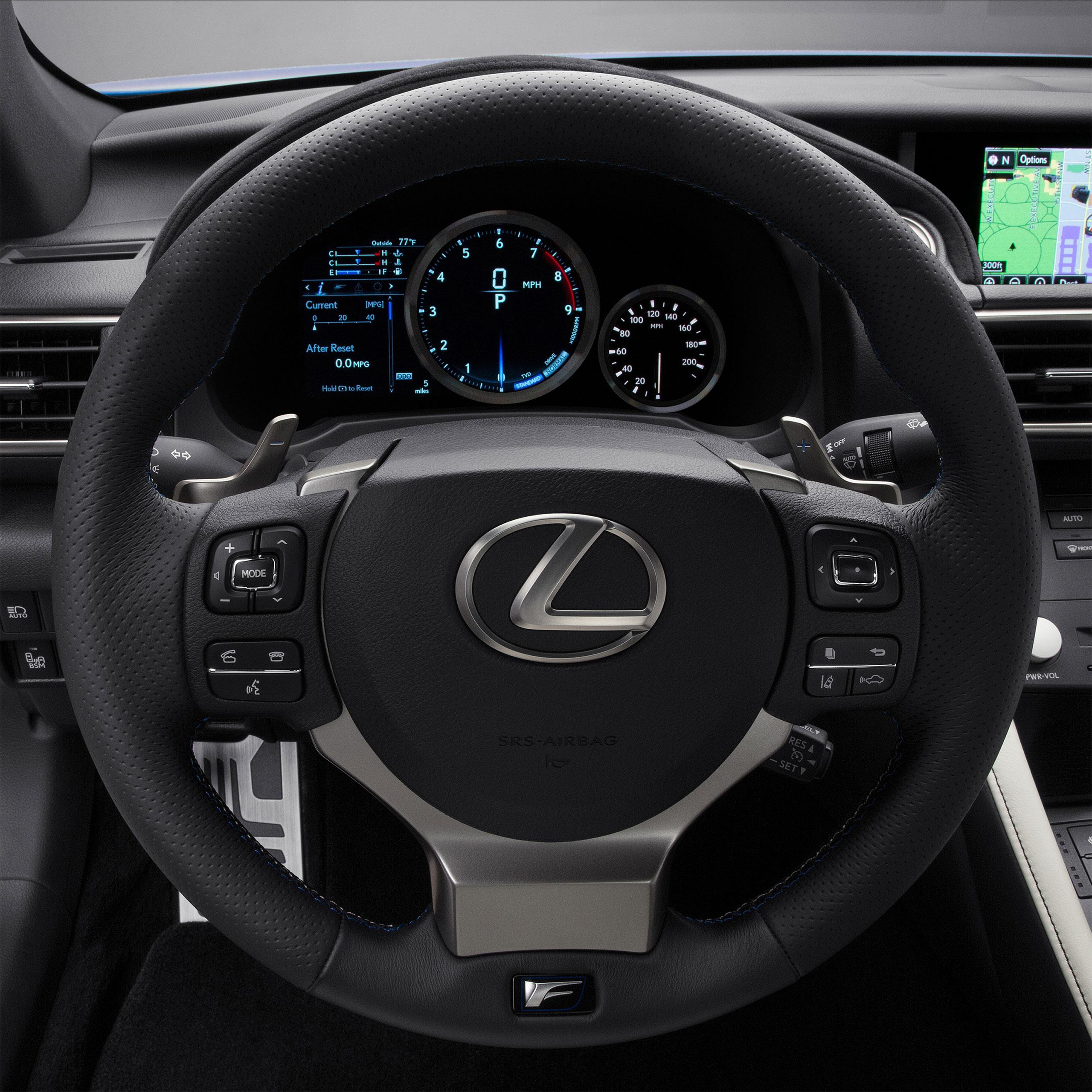 """2015 Lexus Rc Suspension: 2015 Lexus RC F """"Revealed"""" On Live Stream @ 2014 NAIAS"""