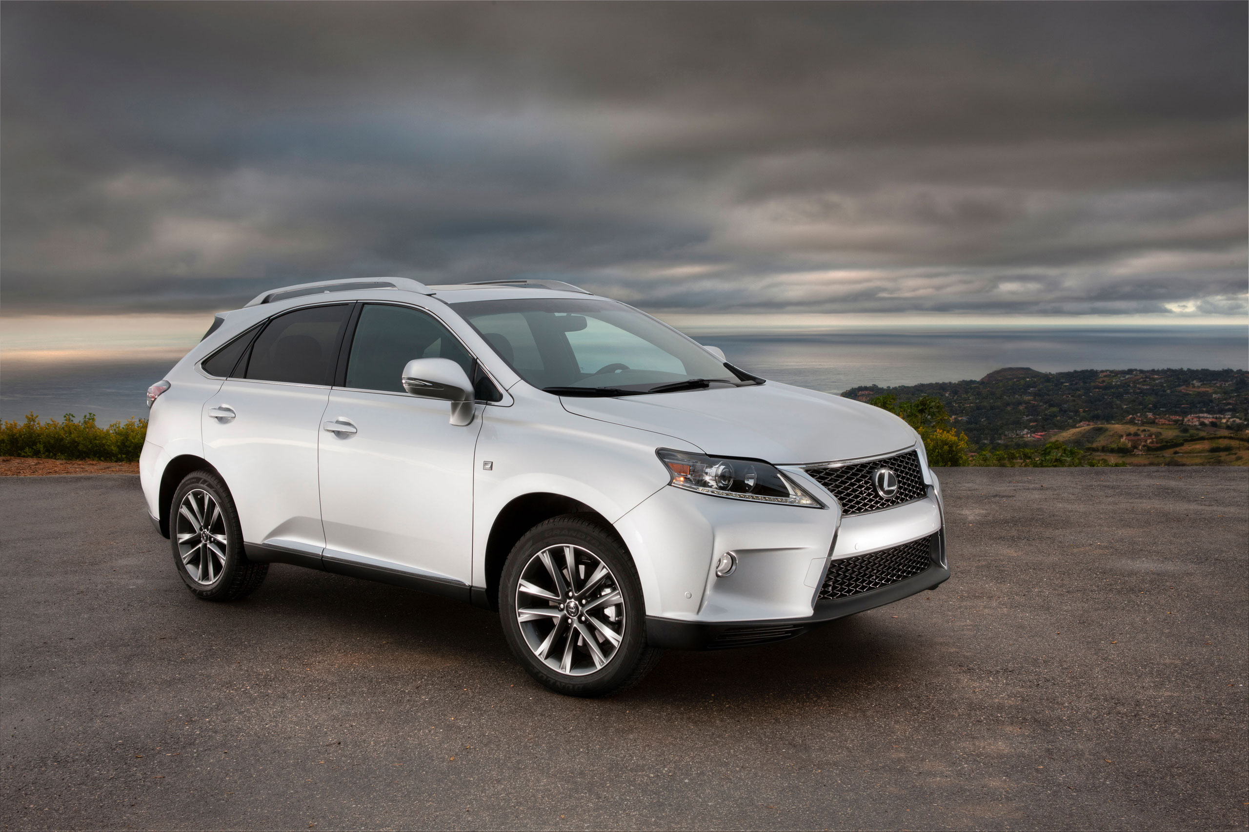 2013 lexus rx 350 f sport official photo gallery lexus enthusiast. Black Bedroom Furniture Sets. Home Design Ideas