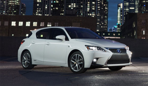 Lexus CT 200h F SPORT Owner Blog