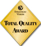 Total Quality Awards Badge