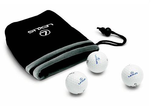 Lexus Golf Balls