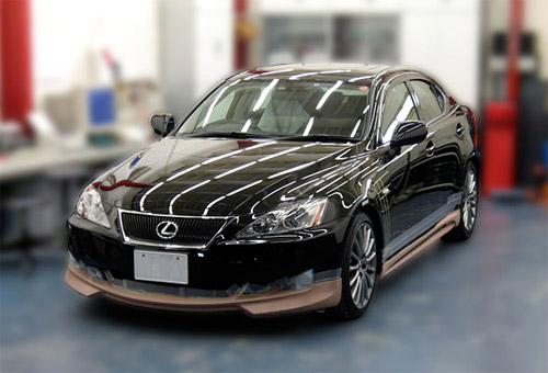 Wald International Developing New Is 250350 Body Kit Lexus Enthusiast