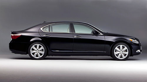 The Lexus LS 600h: A Misguided Hybrid?
