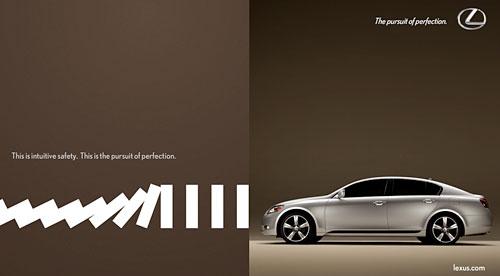 Lexus Interactive Ad 1