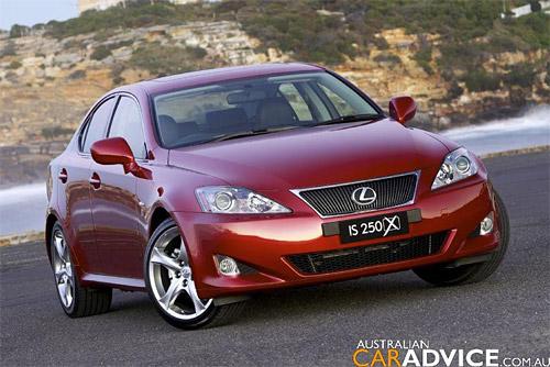 Lexus IS 250X