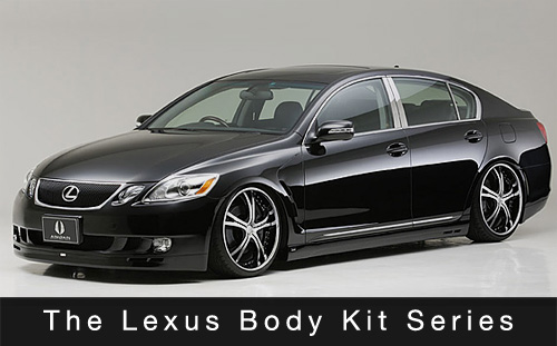 Lexus Body Kit Series: GS 300/350/430/450h