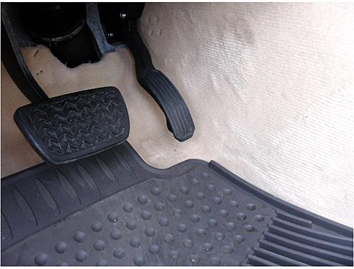 Lexus ES 350 Floor Mats