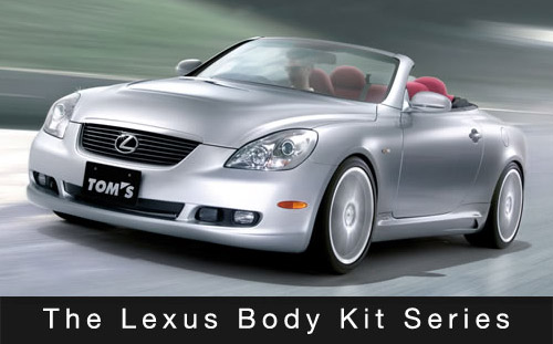 The Lexus Body Kit Series: SC 430