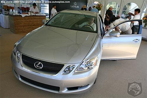 Lexus GS 450h Bridgehampton Concept