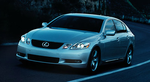 Current Lexus GS