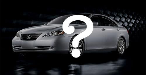The Lexus Body Kit Series: ES 350