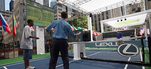 US Tennis Virtual Open