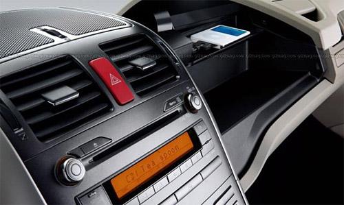 Official Lexus iPod Integration Kit