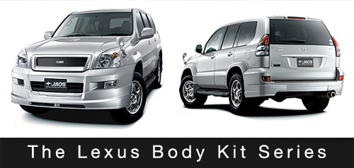 Lexus Body Kit Series: GX 470