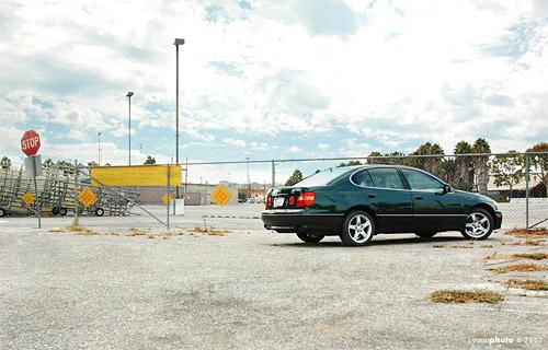 Scenic Lexus GS 400 2