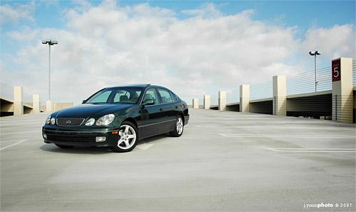 Scenic Lexus GS 400 1