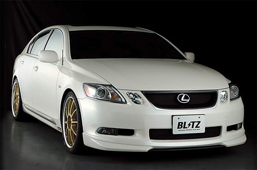 The Blitz Tuned Lexus GS 430