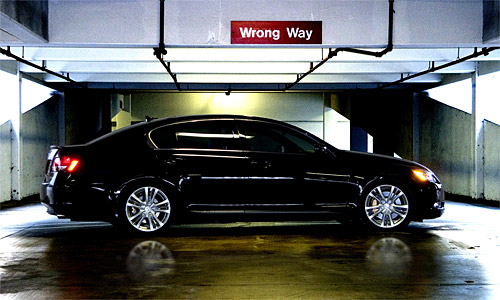Timetoy's Lexus GS 450h