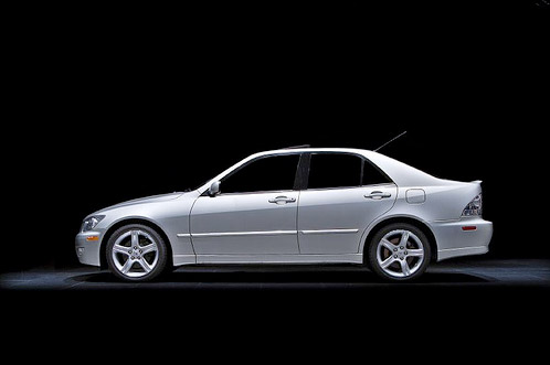 Ken Brown's Photo of the Lexus IS 300