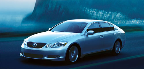 The Lexus GS