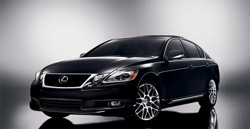 2008 lexus gs 460 front. Black Bedroom Furniture Sets. Home Design Ideas