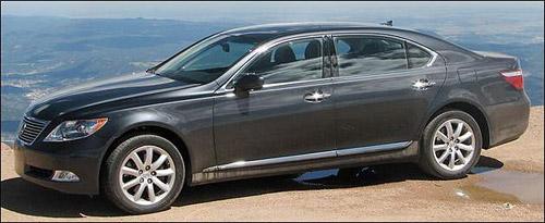 The 2007 Lexus LS 460L