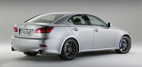 Lexus F-Sport Performance Accessory Line