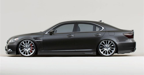SEMA 2007: Lexus LS 460 by VIP Auto Salon