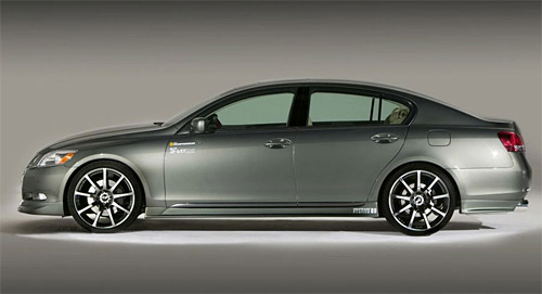 SEMA: Lexus GS 430 by Blitz