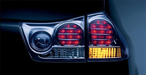 2008 Lexus RX 400h Rear Lights