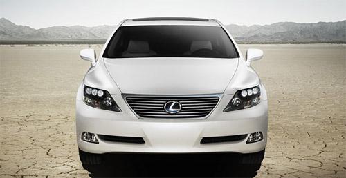 2008 Lexus LS 600hL