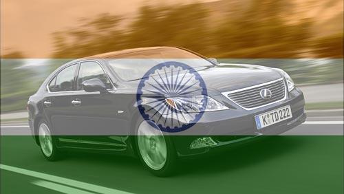Lexus Considering India