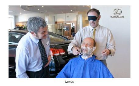 Lexus Luxury Lifestyle Training