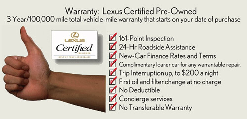 Certified Pre Owned Lexus >> Lexus Expands Its Certified Pre Owned Program Lexus Enthusiast