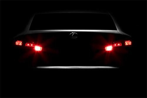 Lexus IS Tail Lights