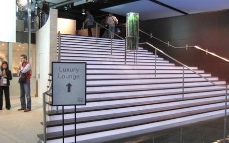 The Lexus Luxury Lounge @ The Detroit Auto Show